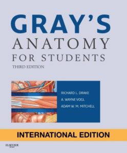 Gray's Anatomy for Students Latest Edition
