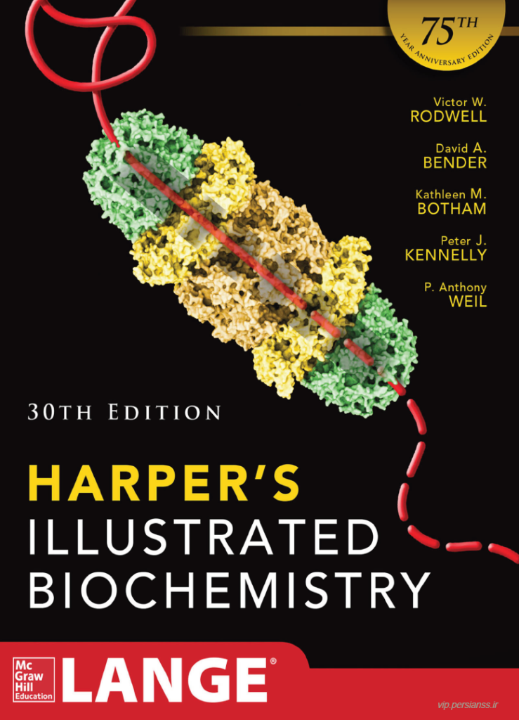 Harper's Illustrated Biochemistry 30th Edition