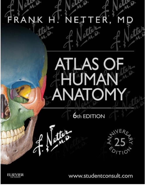 Netter's Atlas of Human Anatomy 7th Edition