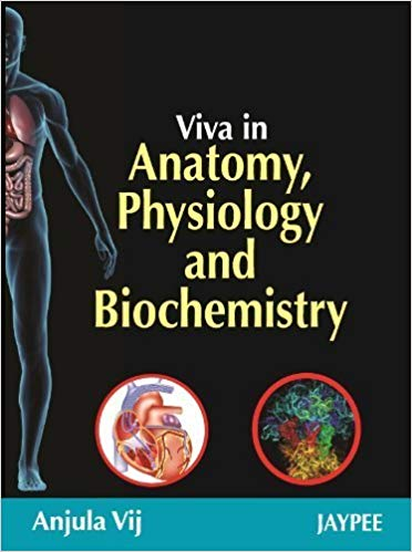 Book Cover: Viva Voce in Anatomy Physiology & Biochemistry