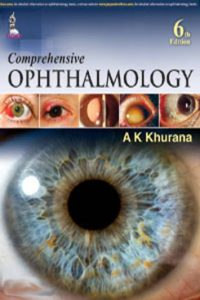 Comprehensive Ophthalmology by A.K. Khurana 6th Edition
