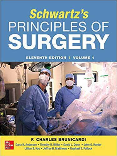 Schwartz's Principles of Surgery PDF 10th Edition