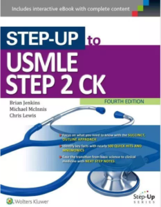 Step-Up to USMLE Step 2 CK PDF 4th Edition