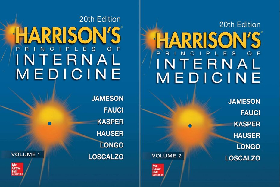 Harrisons Principal of Internal Medicine 20th Edition PDF Download